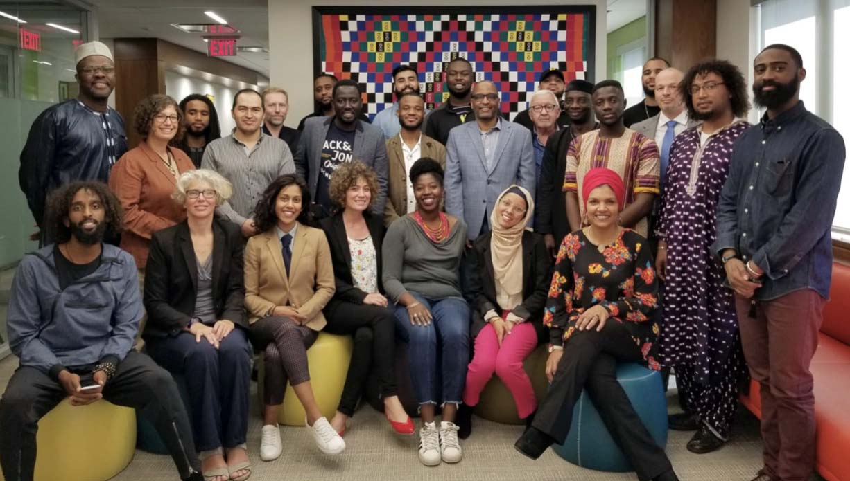 Participants in Africa, Globalizatin, and the Muslims Worlds at Harvard University